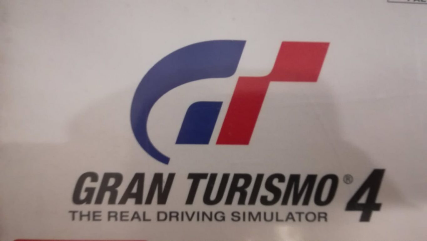 Cover of Gran Turismo 4 PS2 racing game