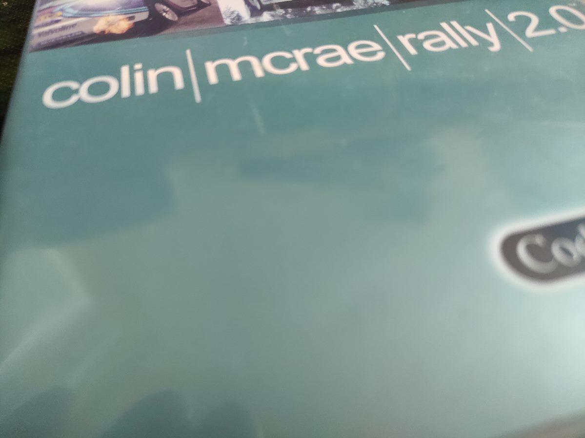 Colin McRae Rally 2.0 cover PC